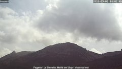 view from Fageca - El Comtat on 2018-09-03