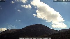 view from Fageca - El Comtat on 2018-10-13