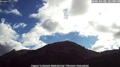 view from Fageca - El Comtat on 2018-11-26