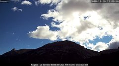 view from Fageca - El Comtat on 2018-11-30