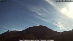 view from Fageca - El Comtat on 2018-12-03