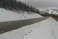 view from 4 - Highway 50 Road Conditions on 2018-11-05