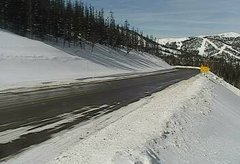 view from 4 - Highway 50 Road Conditions on 2019-02-12
