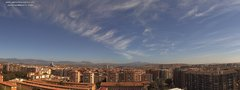 view from LOGROÑO SUR on 2018-07-30