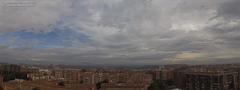 view from LOGROÑO SUR on 2018-10-11