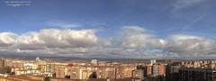 view from LOGROÑO SUR on 2019-02-11