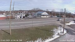 view from William Penn Highway on 2019-02-19
