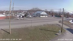 view from William Penn Highway on 2019-03-09
