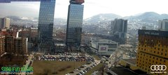 view from Sarajevo on 2019-03-13
