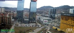 view from Sarajevo on 2019-03-16