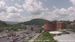 view from Highland Park Hose Co. #2 on 2018-07-11