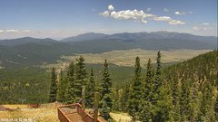 view from Angel Fire Valley on 2018-07-18