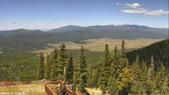 view from Angel Fire Valley on 2018-09-15
