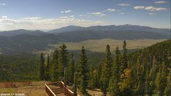 view from Angel Fire Valley on 2018-09-17