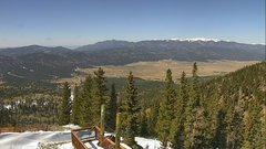 view from Angel Fire Valley on 2018-11-09