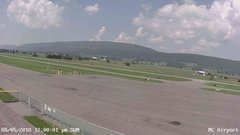 view from Mifflin County Airport (west) on 2018-08-05
