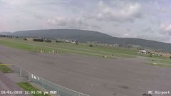 view from Mifflin County Airport (west) on 2018-10-01