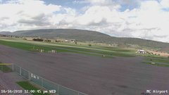 view from Mifflin County Airport (west) on 2018-10-10