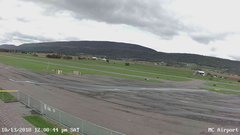 view from Mifflin County Airport (west) on 2018-10-13
