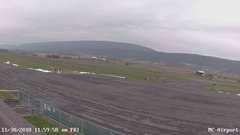 view from Mifflin County Airport (west) on 2018-11-30