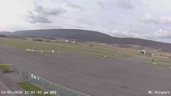 view from Mifflin County Airport (west) on 2018-12-05
