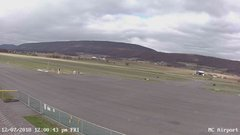view from Mifflin County Airport (west) on 2018-12-07