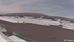 view from Mifflin County Airport (west) on 2019-02-14