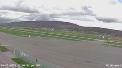 view from Mifflin County Airport (west) on 2019-04-21