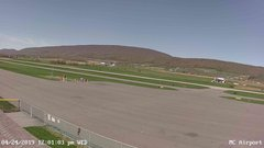 view from Mifflin County Airport (west) on 2019-04-24