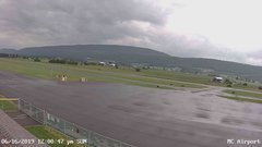 view from Mifflin County Airport (west) on 2019-06-16