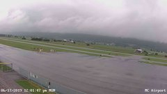 view from Mifflin County Airport (west) on 2019-06-17