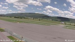 view from Mifflin County Airport (west) on 2019-06-22