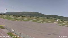 view from Mifflin County Airport (west) on 2019-06-23