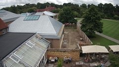 view from RHS Wisley 1 on 2018-08-20