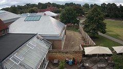 view from RHS Wisley 1 on 2018-09-14