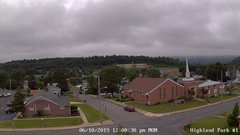 view from Highland Park Hose Co. #1 on 2019-06-10
