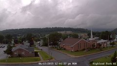 view from Highland Park Hose Co. #1 on 2019-06-17