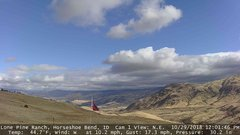 view from Horseshoe Bend, Idaho CAM1 on 2018-10-29