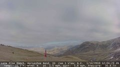 view from Horseshoe Bend, Idaho CAM1 on 2019-01-14