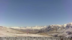 view from Horseshoe Bend, Idaho CAM1 on 2019-02-07
