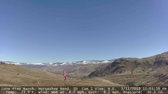 view from Horseshoe Bend, Idaho CAM1 on 2019-03-11