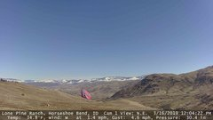 view from Horseshoe Bend, Idaho CAM1 on 2019-03-16