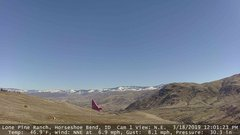 view from Horseshoe Bend, Idaho CAM1 on 2019-03-18