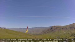 view from Horseshoe Bend, Idaho CAM1 on 2019-06-05