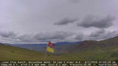 view from Horseshoe Bend, Idaho CAM1 on 2019-06-07