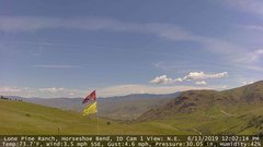 view from Horseshoe Bend, Idaho CAM1 on 2019-06-13