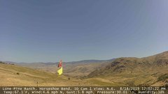 view from Horseshoe Bend, Idaho CAM1 on 2019-08-18