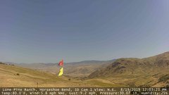 view from Horseshoe Bend, Idaho CAM1 on 2019-08-19