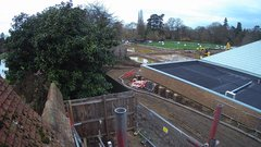 view from RHS Wisley 3 on 2018-12-10