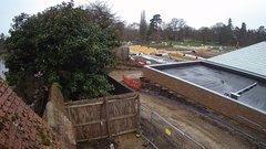 view from RHS Wisley 3 on 2019-02-18